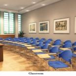 הכיתות בבית המדרש החדש